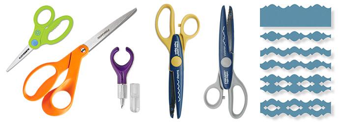 Инструменти за изрязване