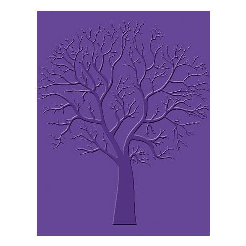 Шаблон за релеф Дърво