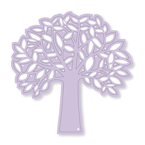 Разлистено дърво