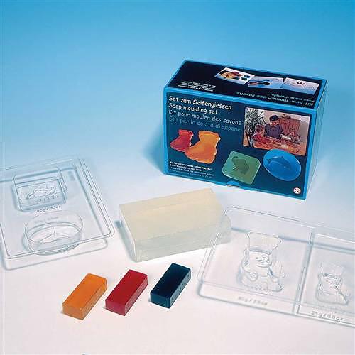 Комплект за правене на сапуни