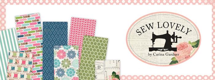 Колекция хартии Sew Lovely